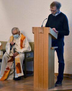 Verabschiedung Kaplan Emil Schumacher