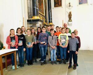 Anmeldung zur Firmung in Hergiswil – der erste gemeinsame Schritt vor der Pfarrgemeinde